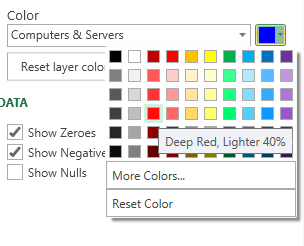 PM - Color Picker works