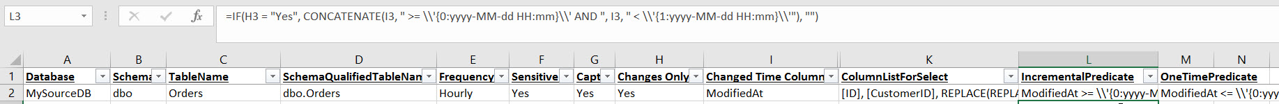 ADF Biml Metadata