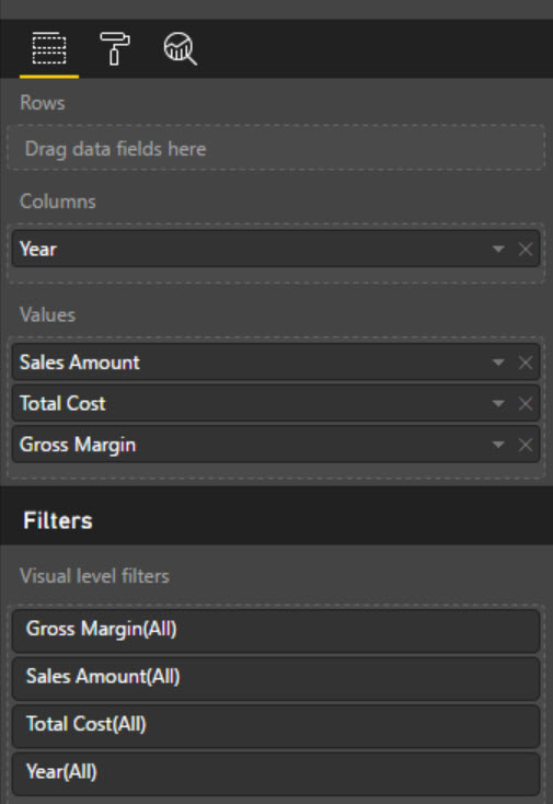 You Can Now Put Values On Rows In Power BI – Data Savvy