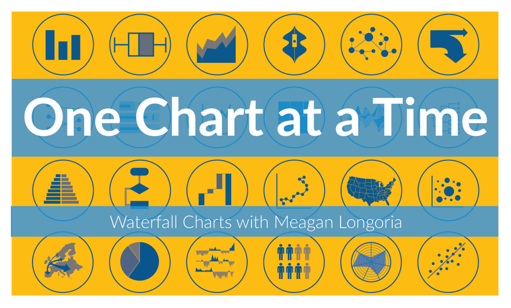 One Chart at a Time: Waterfall Charts with Meagan Longoria